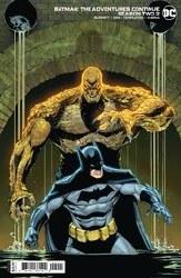 Batman Adventures Continue Season 2 #2 Cvr B Cardstock Dunba