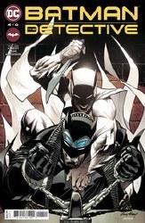 Batman Detective #4 Cvr A Kubert