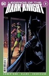 Legends Of Dark Knight #3 Cvr A Roberts