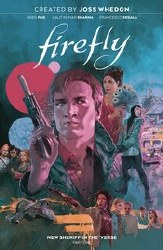 Firefly New Sheriff In The Verse Tp Vol 01 (C: 0-1-2)