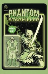 Phantom Starkiller #1 4th Ptg Glow In The Dark Cvr