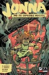 Jonna And The Unpossible Monsters #6 Cvr A Samnee