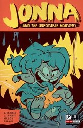 Jonna And The Unpossible Monsters #6 Cvr B Cannon