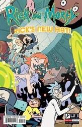 Rick And Morty Ricks New Hat #4 Cvr B Stern