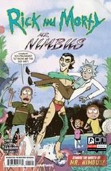 Rick And Morty Mr Nimbus #1 Cvr B Hobbes