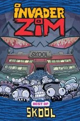 Invader Zim Best Of Skool Gn