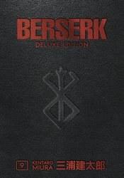 Berserk Deluxe Edition Hc Vol 09 (Mr) (C: 1-1-2)