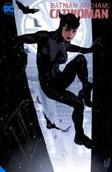 Batman Arkham Catwoman Tp
