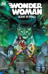 Wonder Woman Agent Of Peace Tp Vol 01 Global Guardian