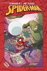 Marvel Action Spider-Man Extra Credit Tp Vol 01