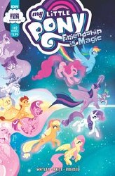 My Little Pony Friendship Is Magic #102 Cvr B Justasuta (C:
