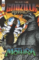 Godzilla Rivals Vs Mothra Cvr A Su