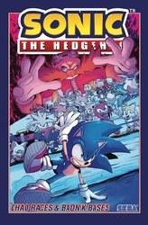 Sonic The Hedgehog Tp Vol 09 Chao Races & Badnik Bases (C: 1