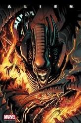 Alien #7 Sandoval 1:25 Var