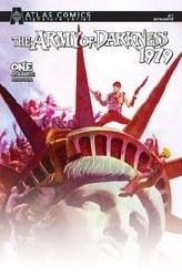 Army Of Darkness 1979 #1 Cvr M Barnes Sgn Atlas Ed