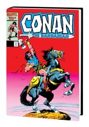 Conan Barbarian Orig Marvel Yrs Omnibus Hc Vol 07 Dm Var