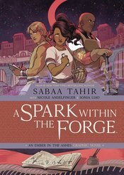 Spark Within Forge Ember In The Ashes Ogn Hc Vol 02 (C: 0-1-