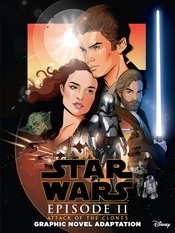 Star Wars Attack Of Clones Adaptation Gn (C: 1-1-2)