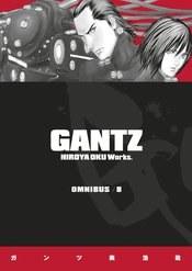 Gantz Omnibus Tp Vol 08 (Mr) (C: 1-1-2)