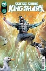 Suicide Squad King Shark #1 (Of 6) Cvr A Hairsine (Mr)