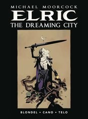 Moorcock Elric Hc Vol 04 (Of 4) Dreaming City Px Mignola Ed