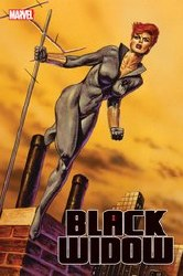 Black Widow #12 Jusko Marvel Masterpieces Var