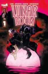 Lunar Room #1 Cvr A Sposito