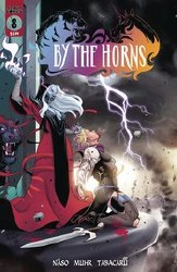 By The Horns #8 (Mr)