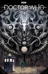 Doctor Who Empire Of Wolf #1 Cvr C Harding