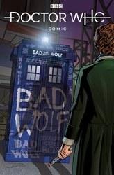 Doctor Who Empire Of Wolf #1 Cvr D Jones