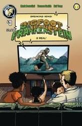 Bigfoot Frankenstein #3