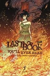 Last Book Youll Ever Read #5 Cvr A Leiz