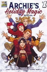 Archies Holiday Magic Special One Shot Cvr B Erskine