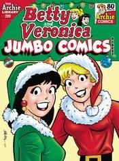 Betty & Veronica Jumbo Comics Digest #299
