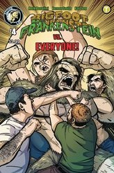 Bigfoot Frankenstein #4