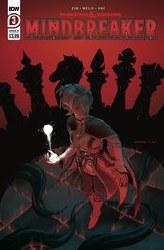 Dungeons & Dragons Mindbreaker #3 (Of 5) Cvr B Davenport (C:
