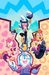 Sonic The Hedgehog #47 Cvr A  Adam Bryce Thomas (C: 1-0-0)