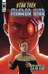 Star Trek Mirror War Data #1 Cvr B Ebenebe