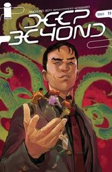 Deep Beyond #11 (Of 12) Cvr A Broccardo
