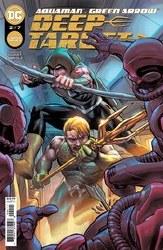 Aquaman Green Arrow Deep Target #2 (Of 7) Cvr A Santucci
