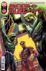 Aquaman Green Arrow Deep Target #3 (Of 7) Cvr A Santucci