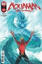 Aquaman The Becoming #4 (Of 6) Cvr A Talaski