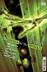 Arkham City Order Of The World #4 (Of 6) Cvr A Connelly