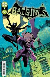 Batgirls #1 Cvr A Corona