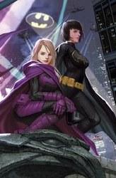Batgirls #1 Cvr C Lee Unmasked Var