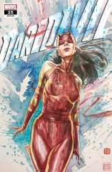 Daredevil #25 David Mack 2nd Print Cover A
