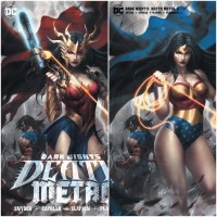 Dark Nights Death Metal #2 Kendrick Lim Cover A & B Bundle