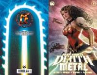 Dark Nights Death Metal #3 Ryan Kincaid & Nathan Szerdy Cover A Var
