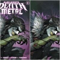 Dark Nights Death Metal #5 Ryan Brown Cover Bundle