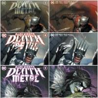 Dark Nights Death Metal Ryan Brown Variants Mega Bundle